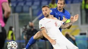 fußball-em: italien hofft auf schnelle rückkehr von chiellini