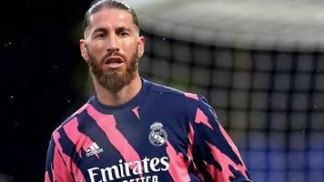 Tränen bei Ramos: Nie bereit,  Real adios zu sagen