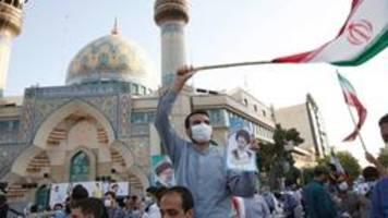 Präsidentenwahl im Iran: Begeistert sind nur die Hardliner