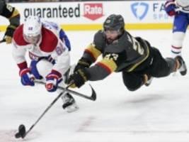 eishockey: ritter gegen schmetterling