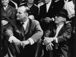 gründer der documenta: neuanfang mit historischem ballast