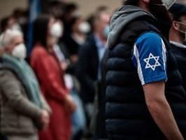 strafmaß empfindlich anziehen: innenminister sagen judenhass kampf an