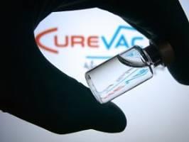 wirksamkeit nicht vergleichbar: curevac-chef verteidigt maue testergebnisse
