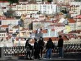 Portugals Hauptstadt Lissabon riegelt sich ab