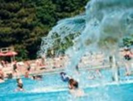 Keine Fanmeile, aber kostenloses Schwimmen für Kinder während der Ferien