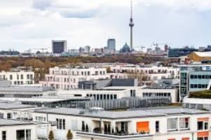 Umfrage: Berlin Trend: Mieten sind für die Berliner größtes Problem
