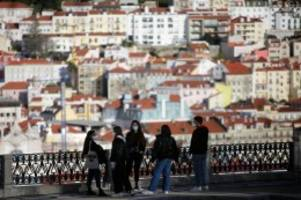 Pandemie: Corona-Rückfall: Portugal macht dicht – Lissabon abgeriegelt
