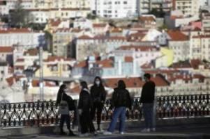 Bis 21. Juni: Lissabon wegen Delta-Variante abgeriegelt