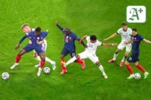 EM 2021: Diese drei Franzosen bilden das beste Mittelfeld der Welt