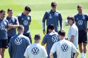 Fußball-EM: Löws Feinschliff: Durchschlagskraft für geile Mannschaft