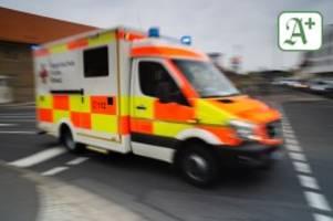 Kreis Stormarn: Drei Frauen und Kleinkind bei Unfall schwer verletzt