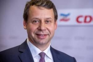 Parteien: CDU-Kandidat Sack: Wirtschaft wichtigstes Landtagswahlthema