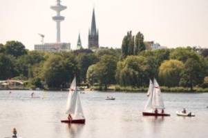 Gesundheit: Hitze sorgt für hohe Ozon-Konzentration in Hamburg