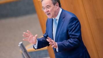 laschet sieht parallelen zwischen mv- und nrw-landtagswahlen