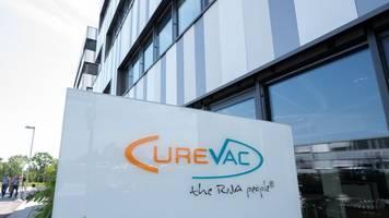 corona-pandemie - curevac: wirksamkeit des impfstoffs zu unrecht in kritik