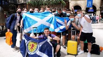 EM 2021: England gegen Schottland – EM-Duell mit großer Brisanz