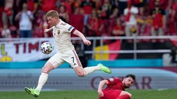 fußball-em: de bruyne hebt belgien auf neues niveau