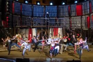 Musical Chicago: Showtime auf der Freilichtbühne am Roten Tor