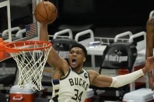 Bucks erzwingen siebtes Spiel im Conference-Halbfinale
