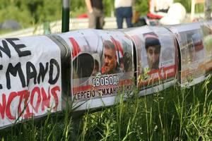 Außenministerium: Einigung auf Belarus-Sanktionen