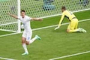 Fußball-EM - Kroatien - Tschechien im Live-Ticker: Vize-Weltmeister gegen Tschechien unter Druck