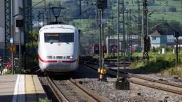 Deutsche Bahn will sich besser gegen Klimawandel-Folgen wappnen