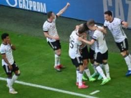 4:2 gegen Portugal: Deutschland diesmal mit Durchschlagskraft