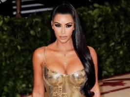 absolute seltenheit: kim kardashian zeigt sich ohne make-up
