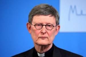Katholische Kirche: Heftige Kritik an Kardinal Woelki in Beratergremium