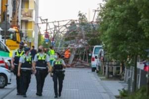 Rettungseinsatz: Grundschule eingestürzt: Drei Tote bei Unglück in Belgien