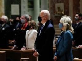 usa: streit um eucharistie für us-politiker wie joe biden