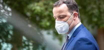 Gesundheitsminister Jens Spahn will Corona-Maßnahmen an Schulen verlängern
