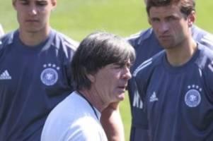 Nationalmannschaft: Löw vor Portugal-Spiel: Keine Sonderbewachung für Ronaldo