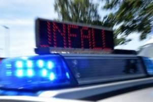 Unfälle: Vier Verletzte nach Unfall auf der Rügenbrücke
