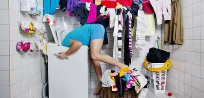Das ist der schlimmste Fehler beim Wäschetrocknen