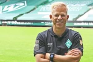 Fußball: Start für Anfang: Bremen beginnt Zweitliga-Vorbereitung