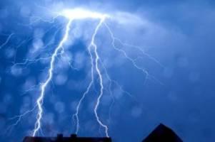 Wetter: An der Nordseeküste drohen Sonntag schwere Gewitter