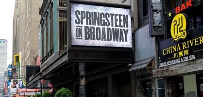 Geimpft mit AstraZeneca? Sorry, leider kein Zutritt zum Springsteen-Konzert