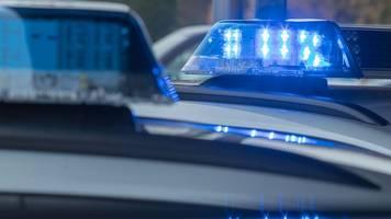 Bei Kontrolle: Mann schlägt Polizisten mit Faust ins Gesicht