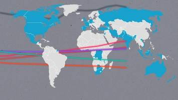 Corona   Delta-Variante: Diese Länder ächzen schon jetzt unter der Mutante