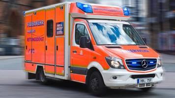 hamburger hafen: motorradfahrer bei unfall gestorben