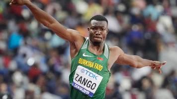 Meeting in Madrid: Dreispringer Zango glänzt mit Weltjahresbestweite