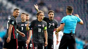 Remis gegen Tschechien - Modric & Co. ernüchtert: Nicht das echte Kroatien
