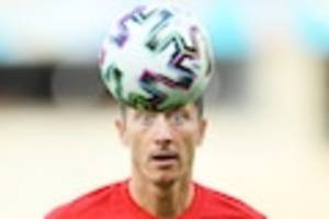 fußball-em - spanien - polen - fußball-em: lewandowski-team braucht dringend dreier