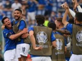 em 2021: wales zieht mit italien ins achtelfinale ein