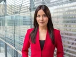Nachfolgerin von Pinar Atalay: Aline Abboud wird neue Tagesthemen-Moderatorin
