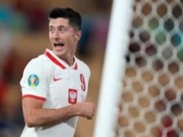 Polen bei der EM: Lewandowski schüttelt alles ab