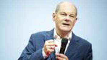 Bundestagswahl: Scholz nennt Forderung der Union nach Steuersenkung absurden Einfall