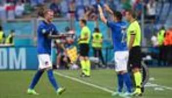 fußball-em: italien holt sich den gruppensieg