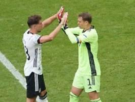 Der Regenbogen bleibt: UEFA verzichtet auf Strafe für DFB-Kapitänsbinde